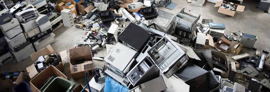 Old Computers and Electronics – What to do With Them