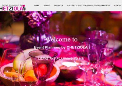 Chetziola Website VBS build