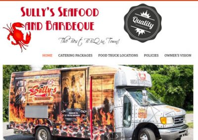 Sullys Website VBS build