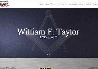 FT57 Lodge Website VBS build