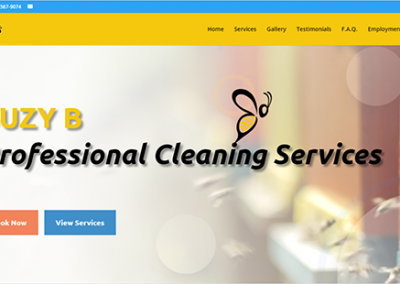 Buzy-B-Cleaning